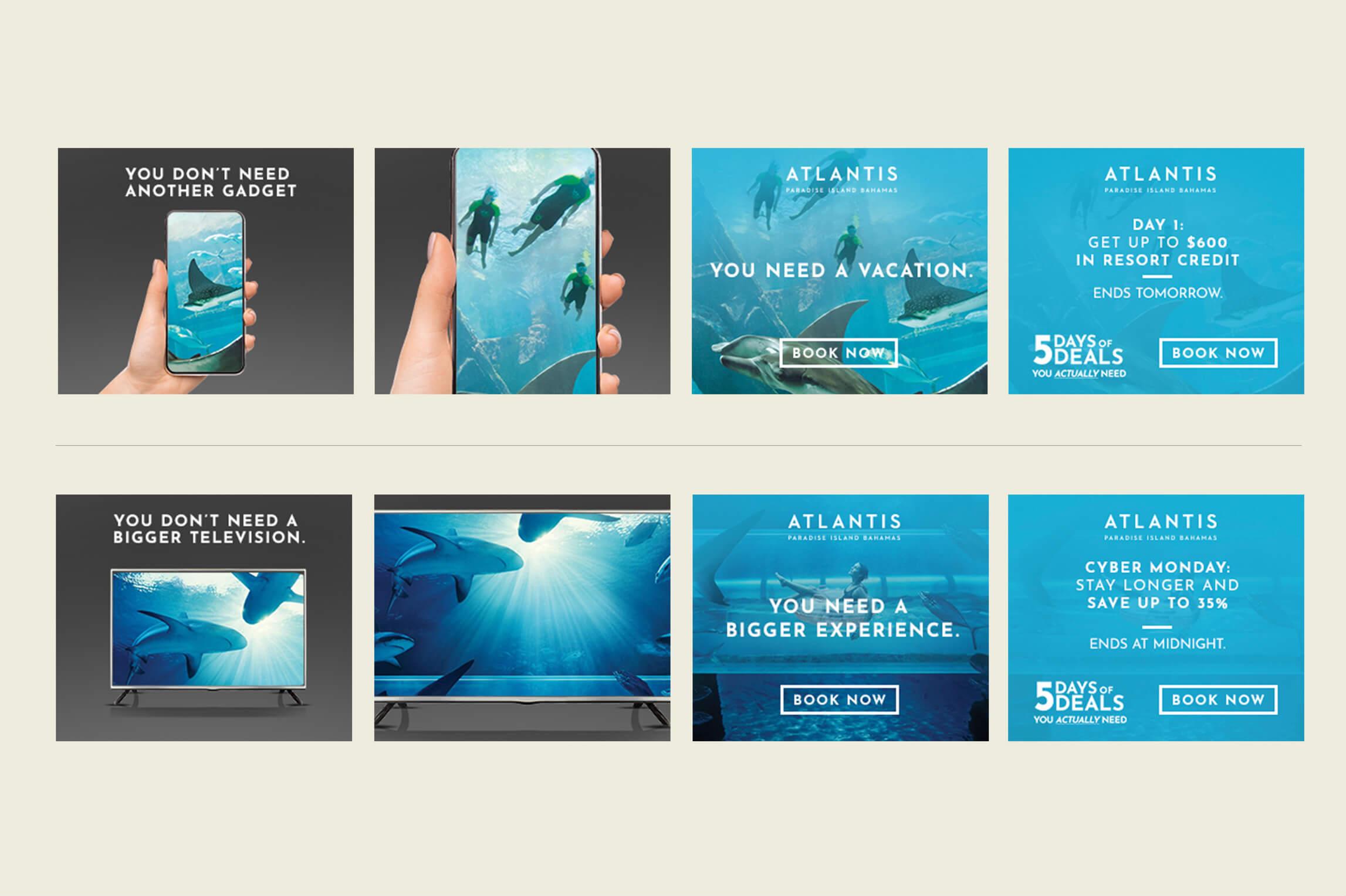 Atlantis Ads