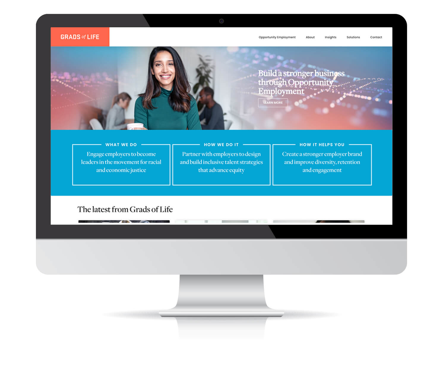 Grads of Life Home Page