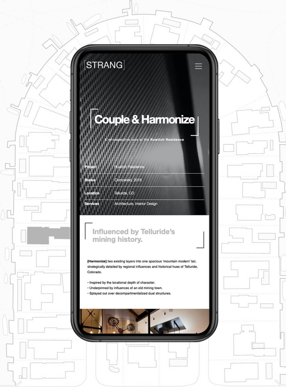 Strang Mobile Web Page 1