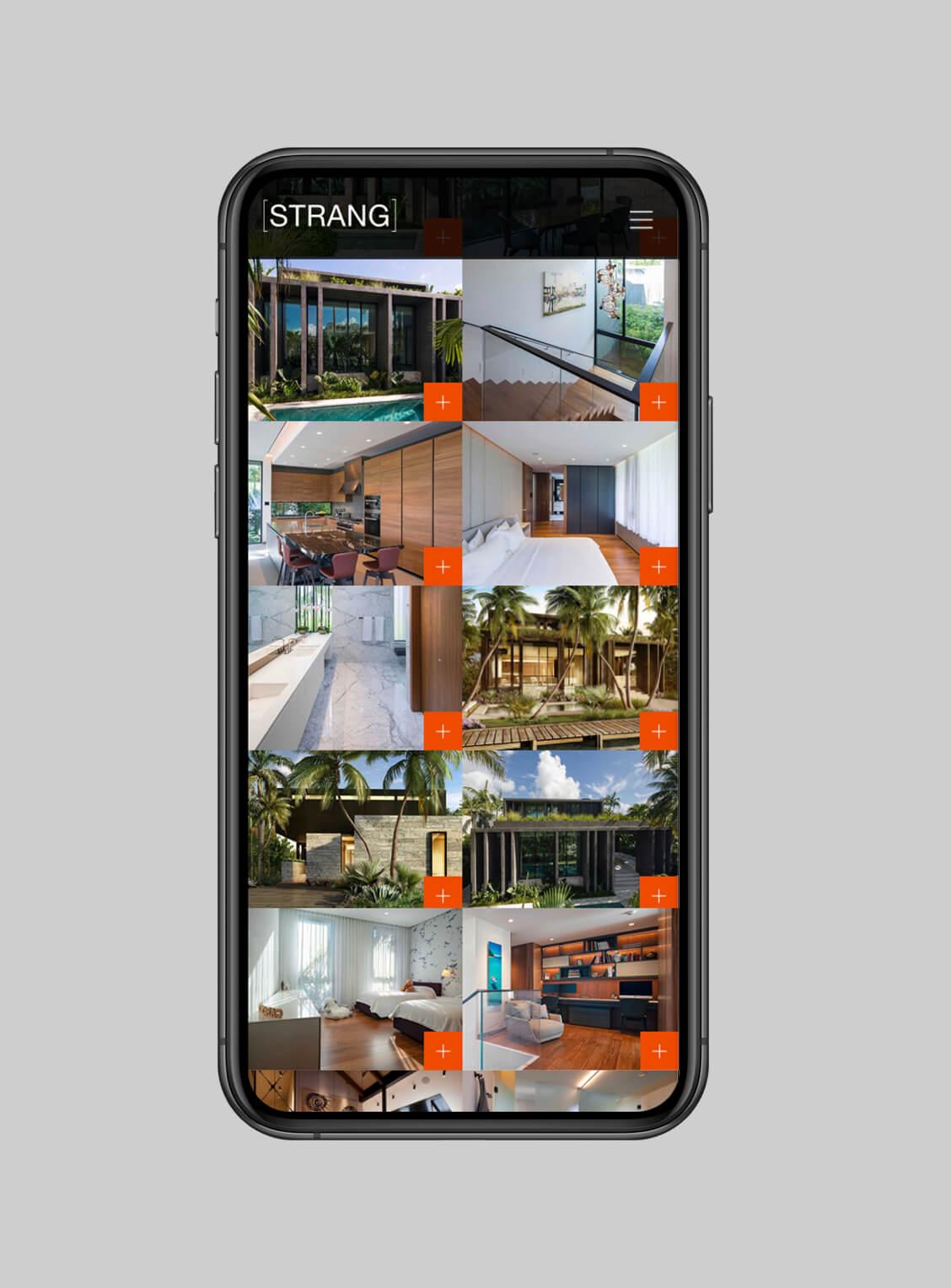 Strang Mobile Web Page 2