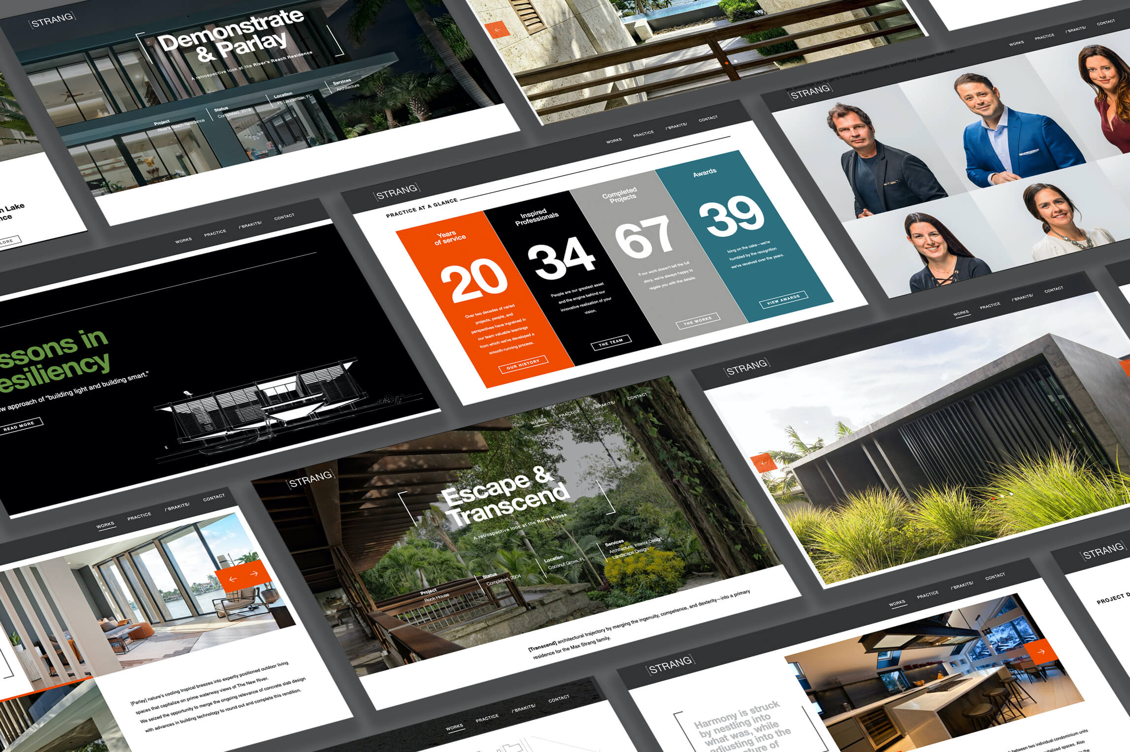 Strang Web Design